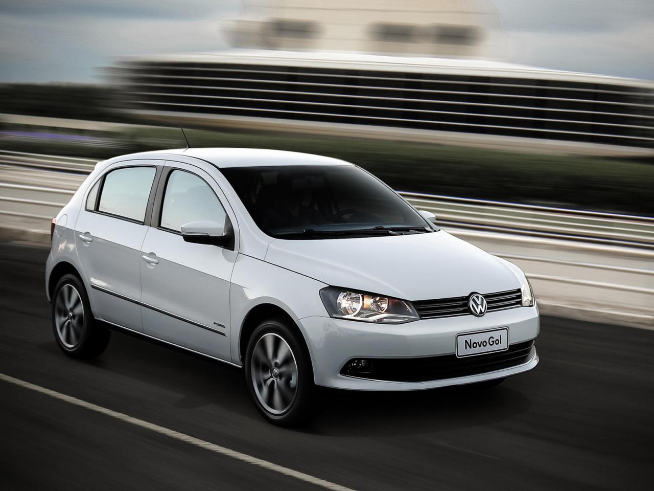 Volkswagen Gol 2013 nueva generación