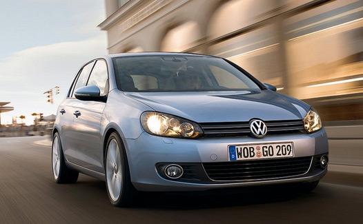 Volkswagen Golf VI llega a México