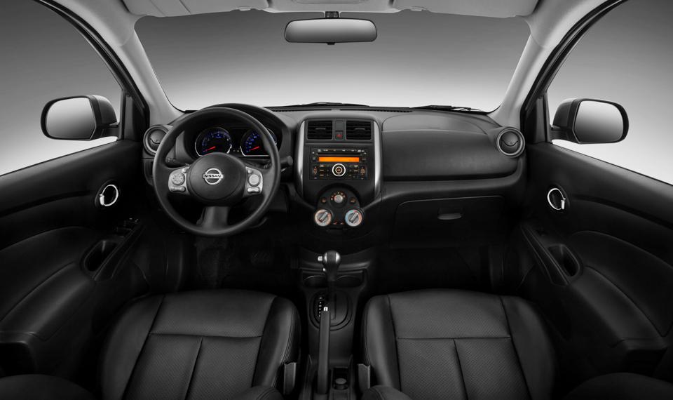 Nissan Versa 2014 en México