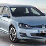 Volkswagen Golf nueva generación debuta con dos versiones BlueMotion y GTI