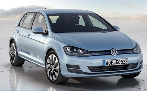 Volkswagen Golf BlueMotion 2013