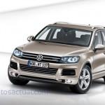 Volkswagen Touareg 2013 Hybrid ya en México, tenemos el precio
