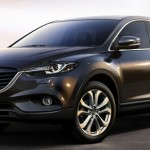 Mazda CX9 2013 con nuevo diseño en primeras fotos oficiales