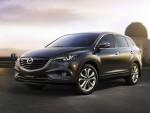 Mazda CX9 2013 nuevo diseño