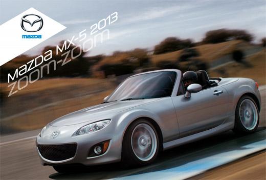 Mazda MX-5 2013 ya en México