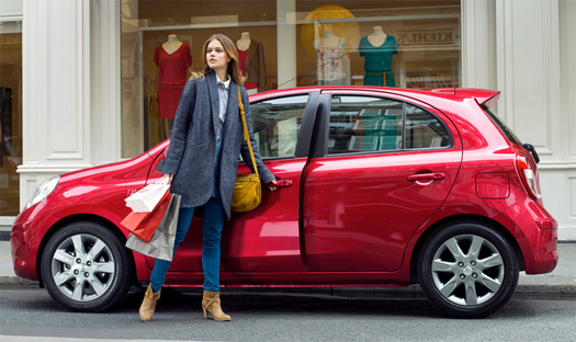 Nissan March / Micra en versión Elle