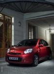 Nissan March / Micra en versión Elle Rojo Valencia