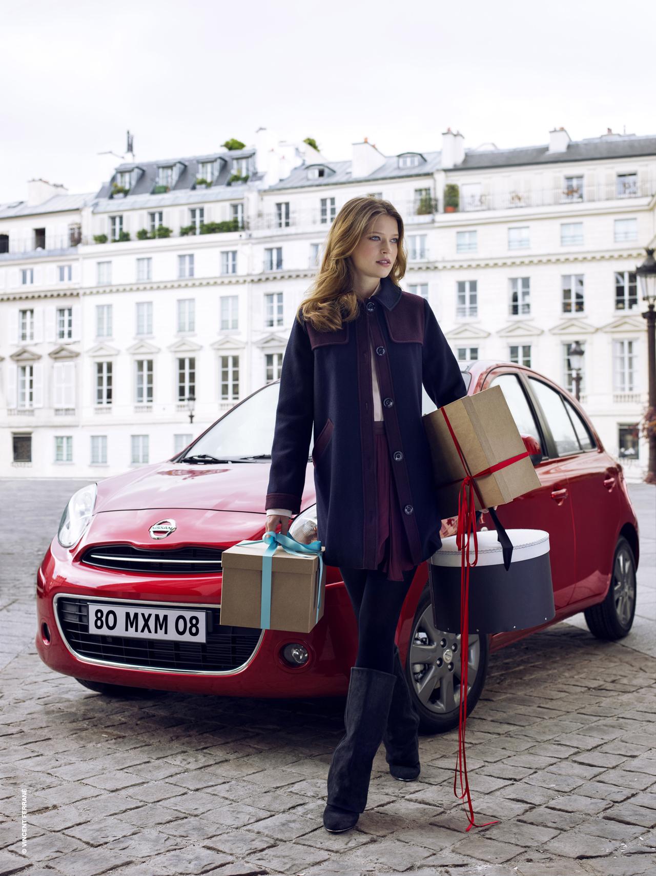 Nissan March / Micra en versión Elle y Modelo