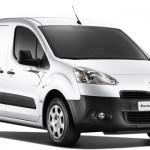 Presentan Peugeot Partner eléctrico