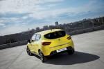Renault Clio IV 2013 nueva generación, color amarillo sport
