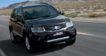 Grand Vitara 2013 con cambios en México en carretera