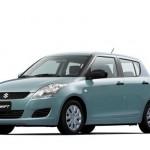 Suzuki Swift GA 2013 la versión económica ya en México