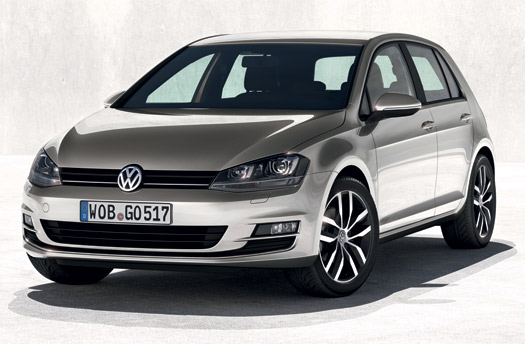 Volkswagen Golf 7 séptima generación