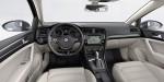 Volkswagen Golf 7 séptima generación interior