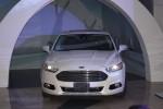 Ford Fusion 2013 en México presentación oficial
