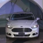 Ford Fusion 2013 llega a México en noviembre