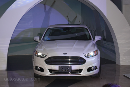 Ford Fusion 2013 en México