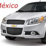 Top 10 autos más vendidos en México hasta septiembre