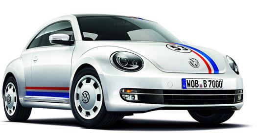 Volkswagen Bettle 53 Edition, la edición Herbie