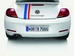 Volkswagen Bettle 53 Edition, la edición Herbie parte trasera
