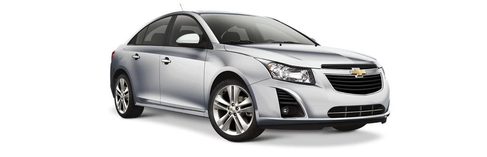 Chevrolet Cruze 2013 en México nueva fascia y parrillas