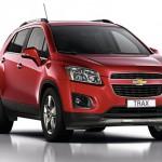 Chevrolet Trax 2013 pronto en México, precios y versiones