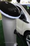 Estación de carga eléctrica GE en México para Chevrolet Volt