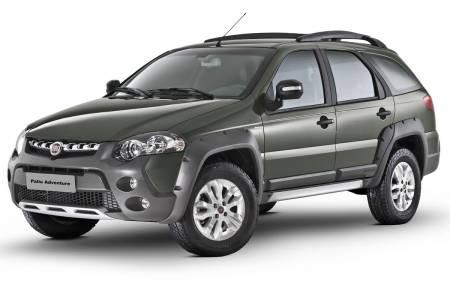 Fiat Palio Locker 2013 en México, precios y versiones