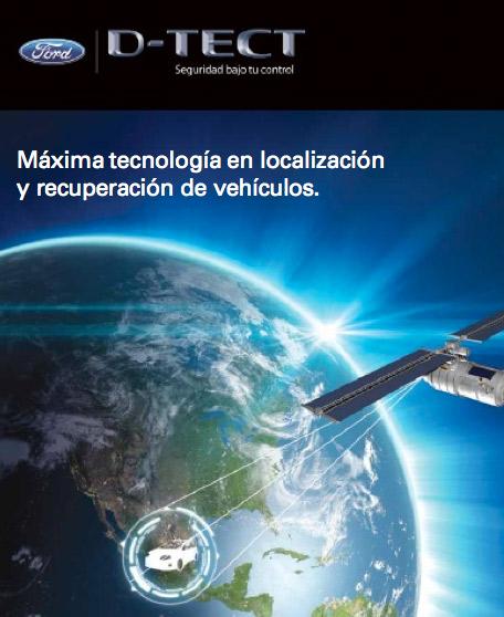 Ford de México  y Ford D-TECT