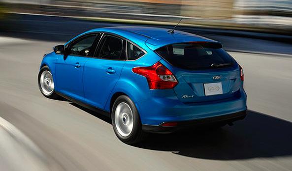 Ford Focus 2013 en México Hatchback Azul
