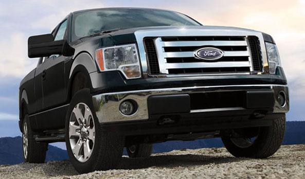 Ford Lobo 2012 para México