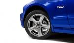 Ford Mustang 2013 en México 5.0 Litros letras y rines
