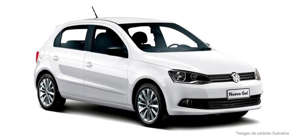 Volkswagen nuevo Gol 2013 ya en México