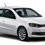 Nuevo Volkswagen Gol 2013 en México frente