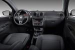 Nuevo Volkswagen Gol 2013 en México interior