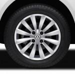 Nuevo Volkswagen Gol 2013 en México Rines aluminio