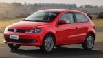 Volkswagen Gol de dos puertas 2013