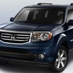 Honda Pilot 2013 y Odyssey 2013 anunciados para México