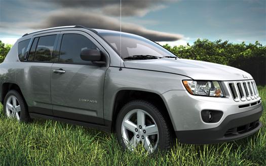 Jeep Compass 2013 en México
