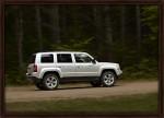 Jeep Patriot 2013 ya en México color plata