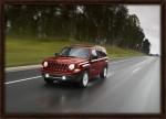 Jeep Patriot 2013 ya en México color rojo