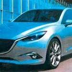 Fotos del nuevo Mazda 3 renovado se filtran