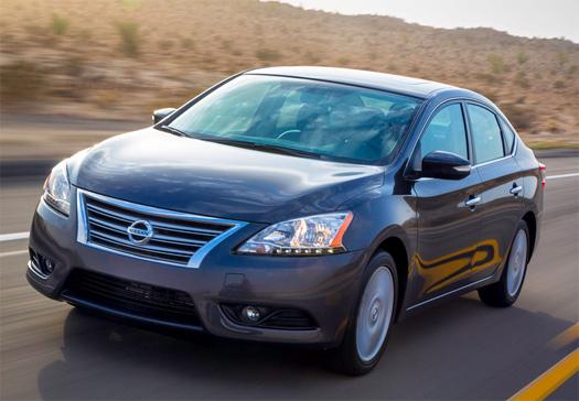 Nuevo Nissan Sentra 2013