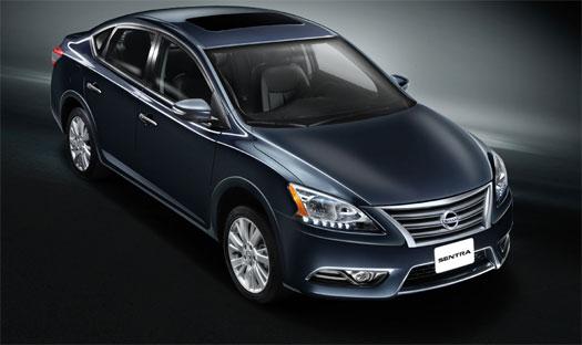 Nuevo Nissan Sentra 2013 para México