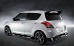 Suzuki Swift Sport Style Study parte trasera