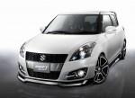 Suzuki Swift Sport Style Study parte delantera