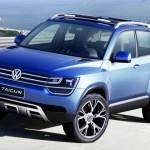 Volkswagen presenta Taigun Concept un SUV que promete