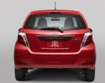 Toyota Yaris 2014 en México
