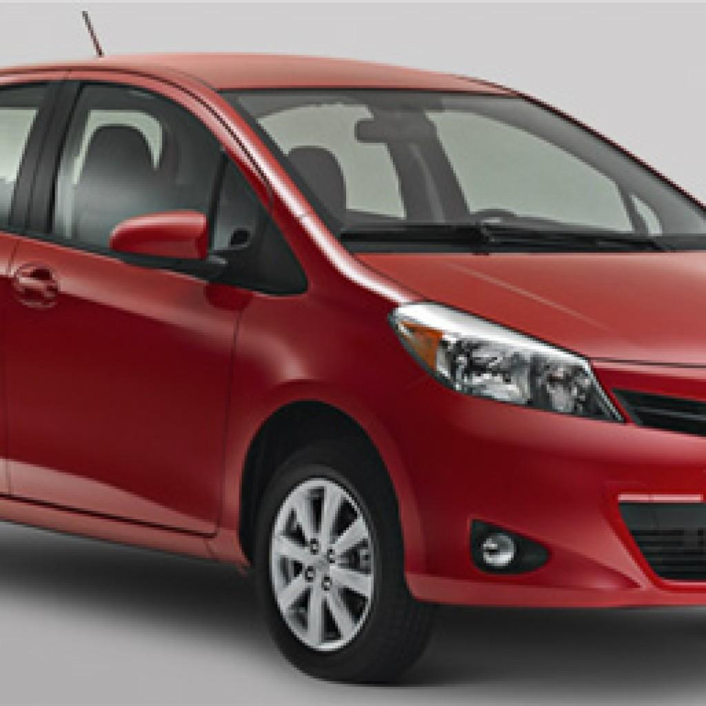 Toyota Corolla 2020 Llega A México Conoce Precios Y: Toyota Yaris 2014 En México
