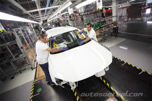 Volkswagen de México Planta en Puebla